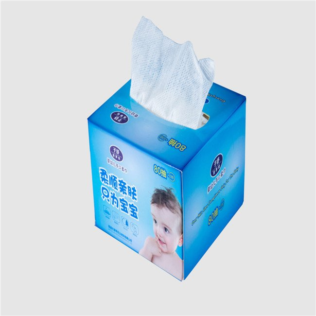 disposable all age group use wet wipe material woodpulp spunlace in roll