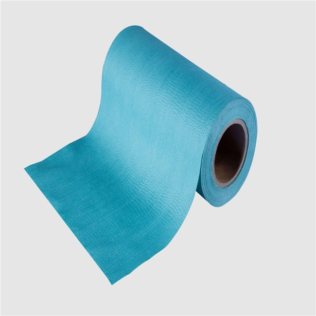china factory price good quality spunlace non woven fabric industrial wipe